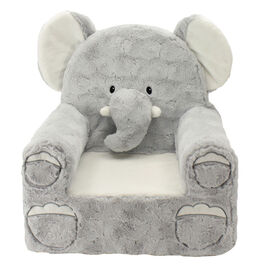 Sweet Seats Soft Chair - Elephant