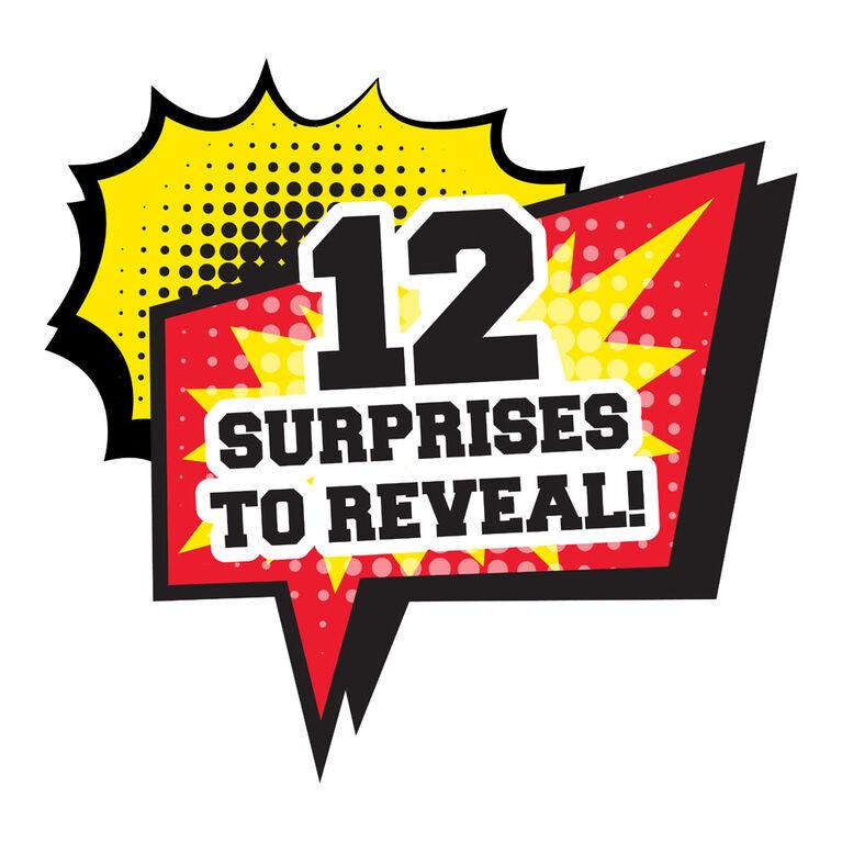 Ryan's World Professor Ryan's Locker Surprise, 12 surprises inside - English Edition