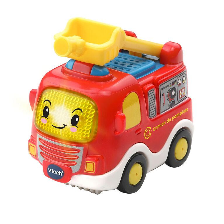 VTech Go! Go! Smart Wheels Fire Truck - French Edition