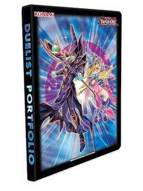 "Yu-Gi-Oh! ""Dark Magician"" 9-Pocket Portfolio - English Edition"