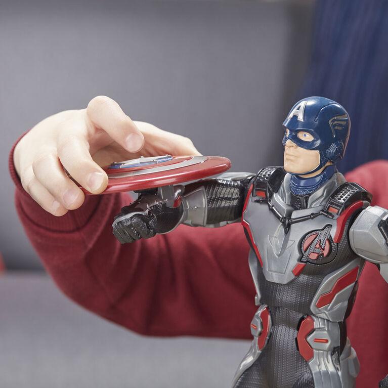 Marvel Avengers Avengers: Endgame Shield Blast Captain America