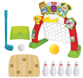 Imaginarium Baby - 4-in-1 Sports Center