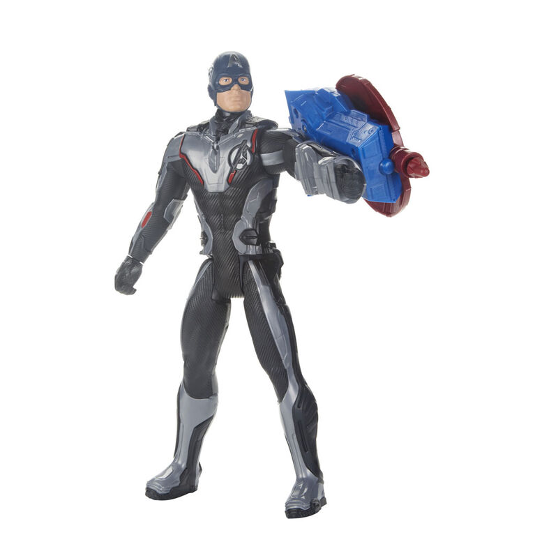 Marvel Avengers: Endgame Titan Hero Power FX Captain America