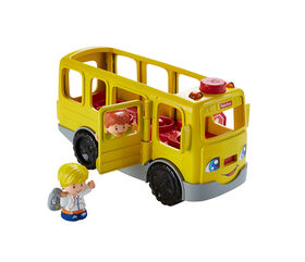 Fisher-Price Little People Sit with Me School Bus  - English Edition