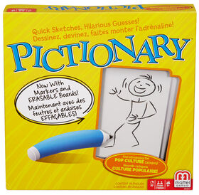 Jeu Pictionary - Version anglaise