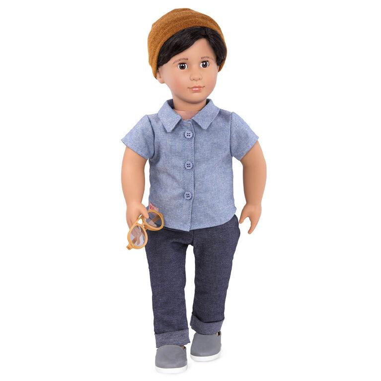 Our Generation, Franco, 18-inch Boy Doll