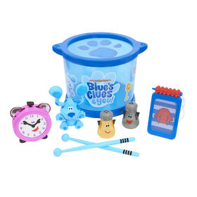 Blue's Clues & You! Batterie Musicale  - Notre exclusivité
