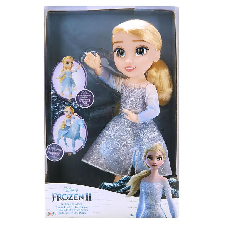 Frozen 2 Articulated Dark Sea Elsa