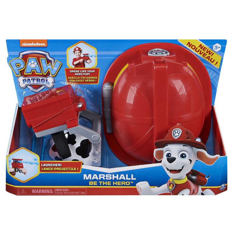 Paw Patrol Role Play Hero Up Pup Marshall