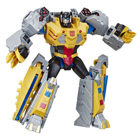 Transformers Cyberverse - Action Attackers Ultimate Class Grimlock Action Figure.