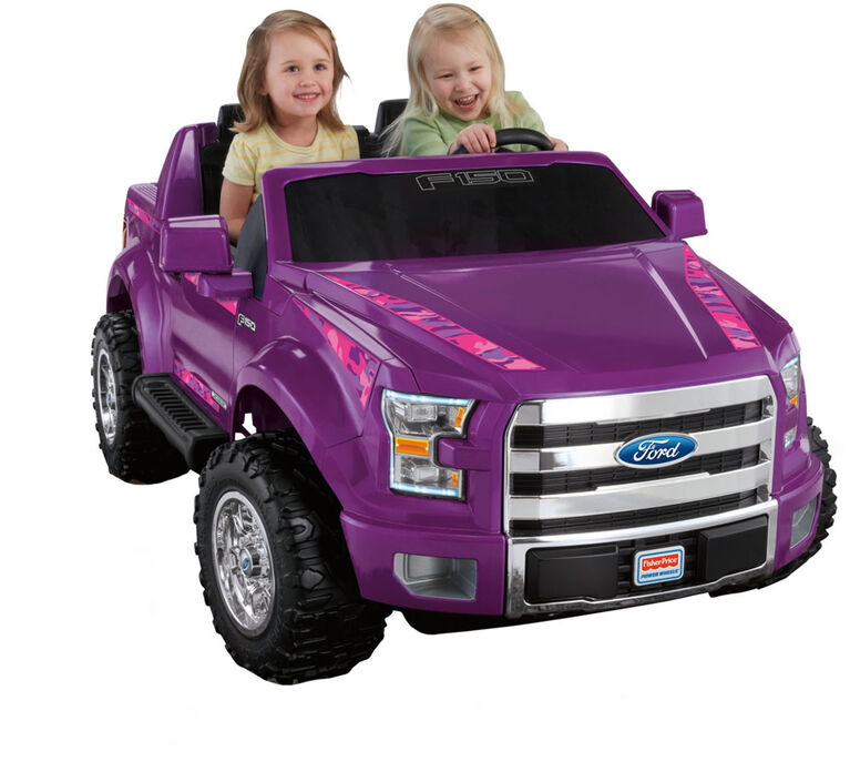 Fisher-Price Power Wheels Ford F150