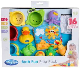 Playgro - Bain Fun Play Pack