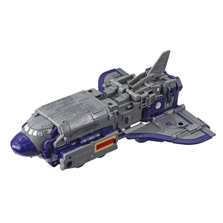 Transformers Generations War for Cybertron Leader WFC-S51 Astrotrain Triple Changer Action Figure