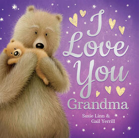 I Love You Grandma - Édition anglaise