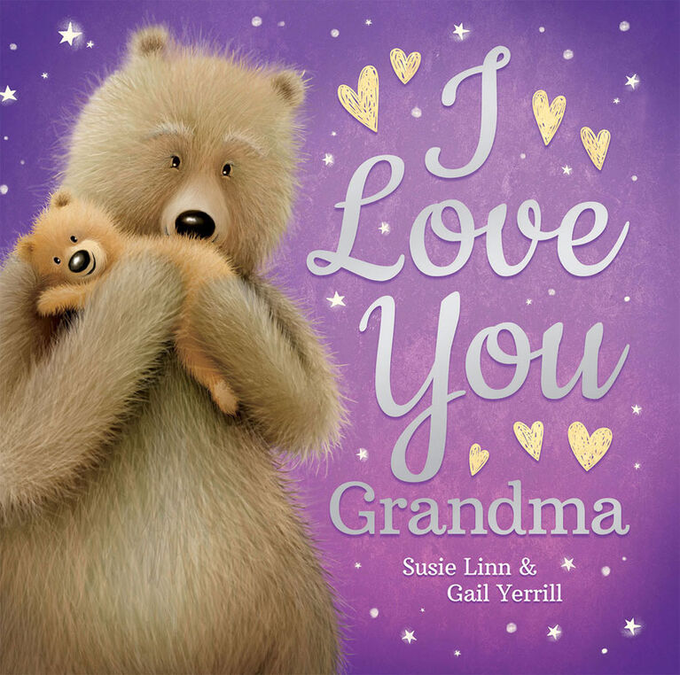 I Love You Grandma - English Edition