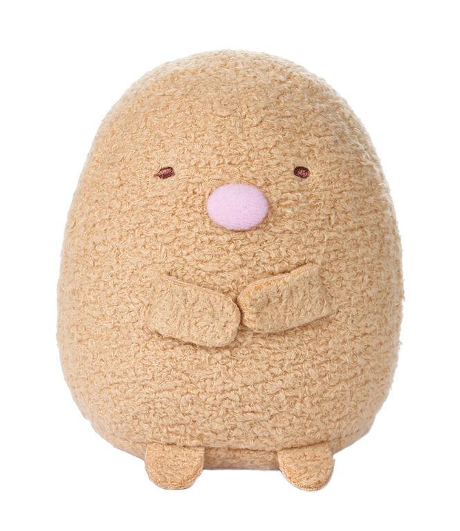 "Sumikko Gurashi Plush Stuffed Animal Tonkatsu Pork Cutlet Small 4"""