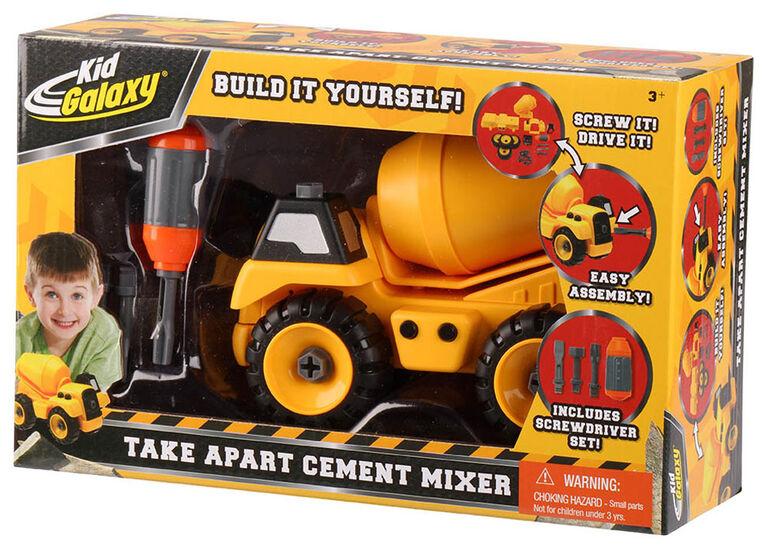 Démarrez Et Construisez La Construction Ast.