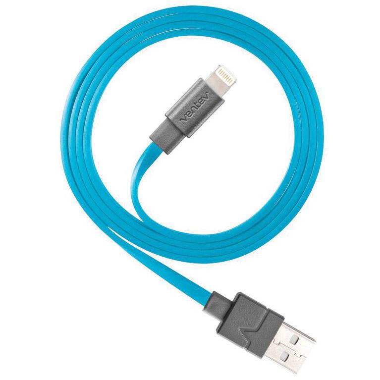 Ventev Câble de Charge/Sync Lightning 3.3ft Rose