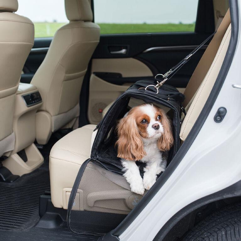 Gen7 Sac de transport pour animal domestique - Noir