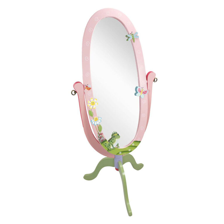 Fantasy Fields - Magic Garden Standing Mirror