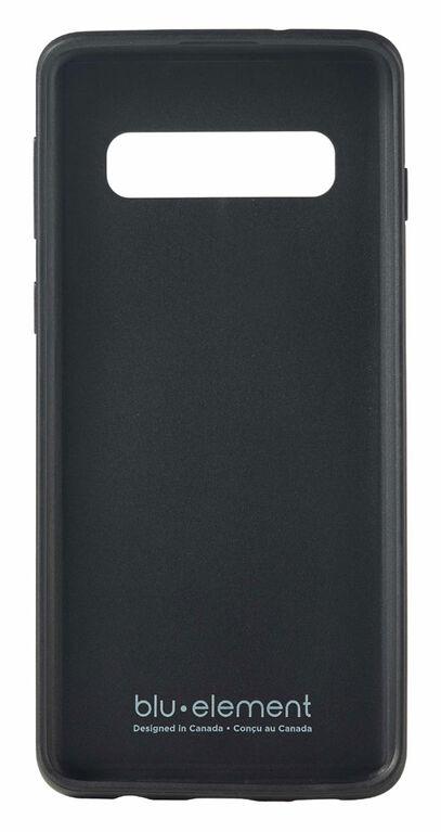 Blu Element Saffiano Case Galaxy S10+ Black