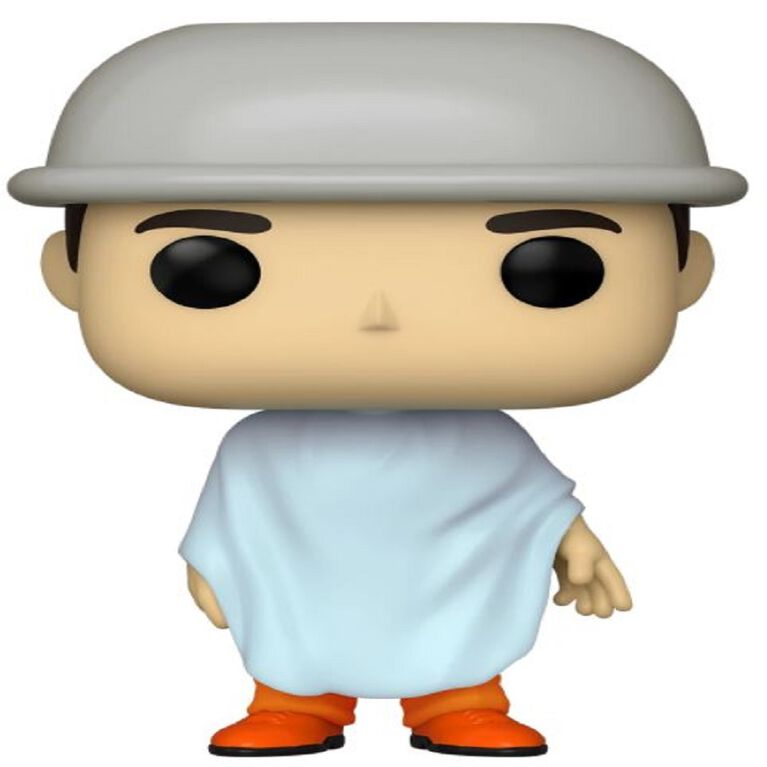 Funko Pop Movies: Dumb and Dumber - Lloyd Christmas Getting a Haircut Figurine en Vinyle