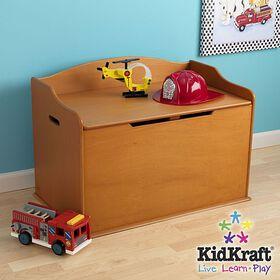 KidKraft Austin Toy Box - Honey