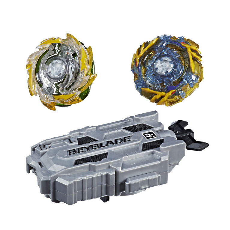 Beyblade Burst Evolution - Ensemble multirotations - Notre exclusivité