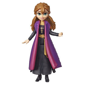 Disney Frozen Anna Small Doll With Removable Cape Inspired by Frozen II