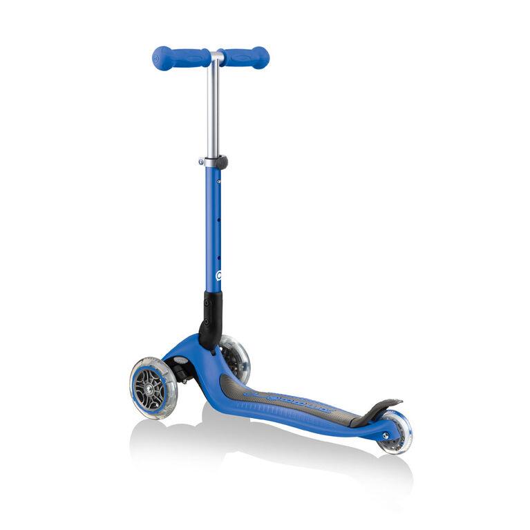 Globber Junior pliable trottinette - Bleu Marin
