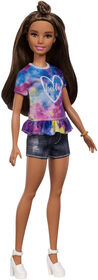 Barbie Fashionistas Doll - Tie-Dye Dreamer