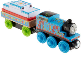 Fisher-Price Thomas & Friends Wood Birthday Thomas