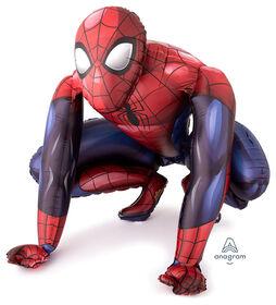 "Grand Ballon Métallique ""Airwalker"" Spiderman"