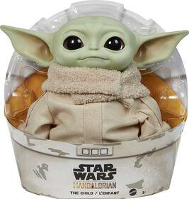 Star Wars - le Mandalorien L'enfant Peluche