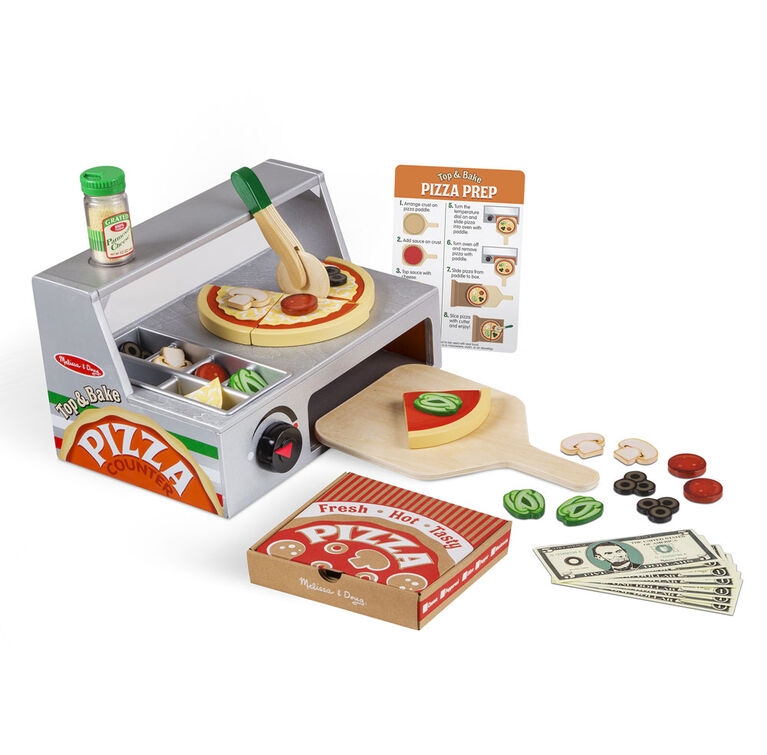 Counter Action Figure Play Figures Set