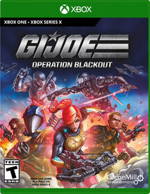 Xbox One GI Joe Operation Blackout
