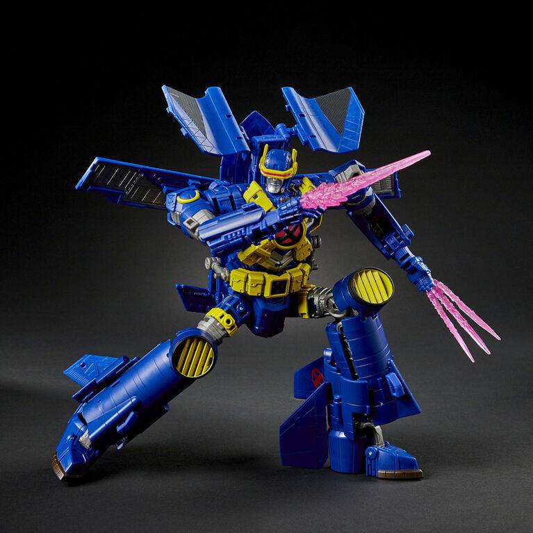 Transformers Generations, Transformers Collaborative: Marvel Comics X-Men Mash-Up
