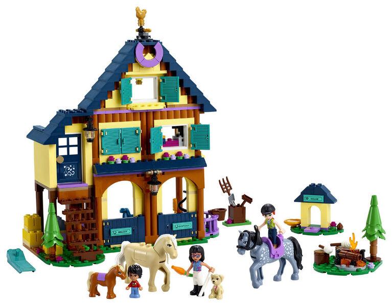 LEGO Friends Le centre équestre dans la forêt 41683