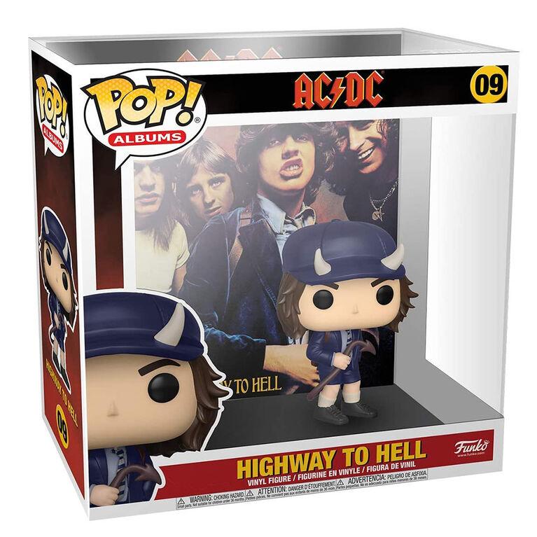 Figurine en Vinyle Highway to Hell par Funko POP! AC/DC