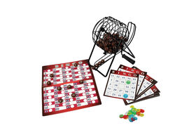 Pavilion Classic Games - Cage Bingo