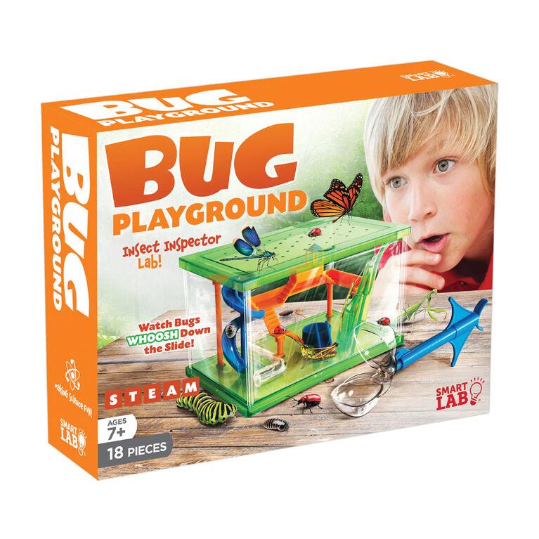 SmartLab Bug Playground Insect Inspector Lab - English Edition