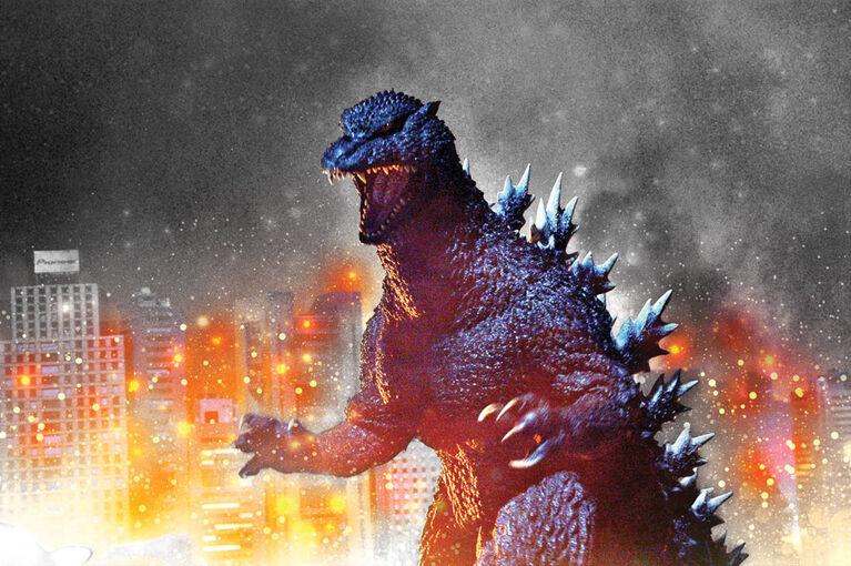 Monsterverse: Godzilla Toho Classic 11'' - Godzilla (2004)
