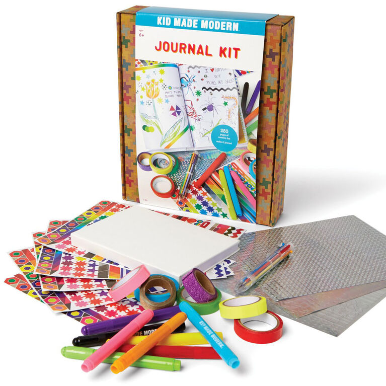 Kid Made Modern - Journal Kit