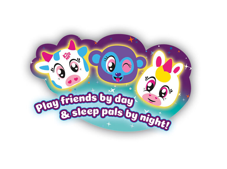 Lumiluv Wonder Pets - Sleeping Cow