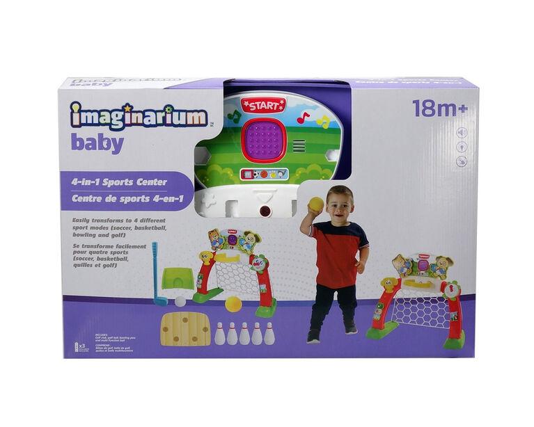 Imaginarium Baby - Centre de sports 4-en-1
