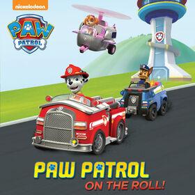 Paw Patrol On The Roll - English Edition