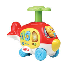 VTech Spin & Go Helicopter - French Edition