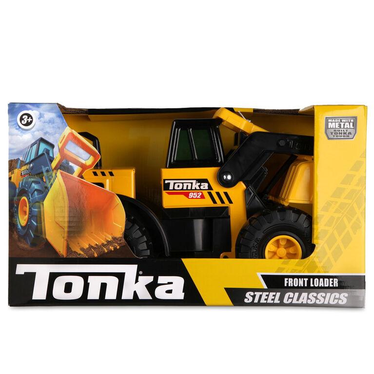 Tonka - Chargeur Frontal Steel Classics