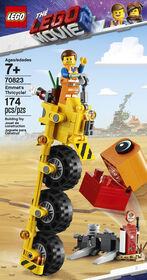 Le Tricycle d'Emmet! LEGO The LEGO Movie 2 70823