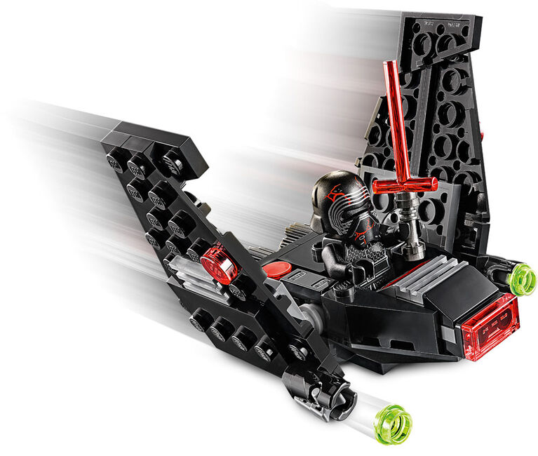 LEGO Star Wars TM Kylo Ren's Shuttle Microfighter 75264